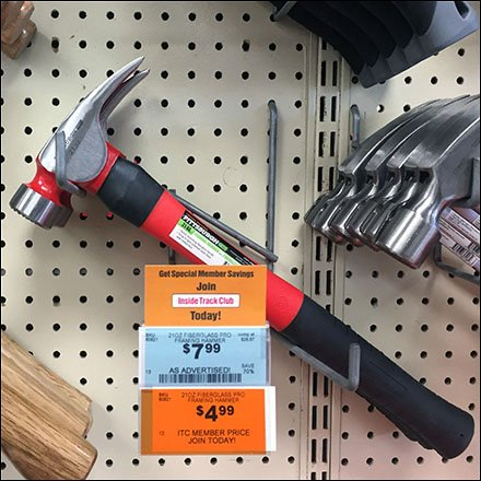harbor freight hammer drill. hardware category management by the aisle harbor freight hammer drill